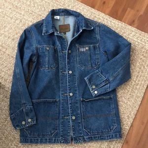 Vintage Ralph Lauren denim chore jacket